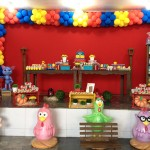 Festa Galinha Pintadinha do Davi!