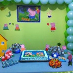 Festa George Pig do Fabricio!