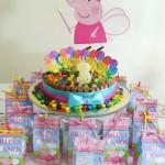 Festa Peppa Pig Princesa da Cris!