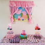 Festa Peppa Pig da Nicoly!
