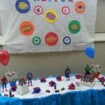 Festa Super Heróis do Heitor!