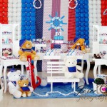 Festa Ursinho Marinheiro do Hugo Enrick!