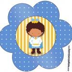 Flor Príncipe Afro