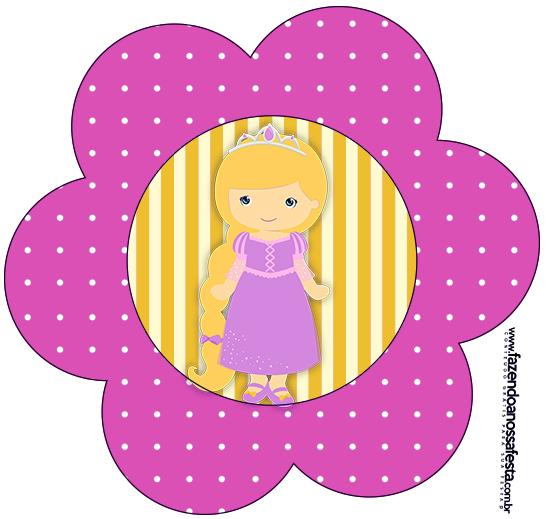Flor Princesa Loira