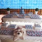 Doces Festa Cachorrinhos do Conrado