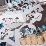 Doces Festa Frozen da Letícia