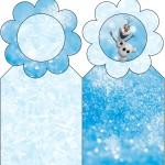Marcador de Páginas Olaf Frozen