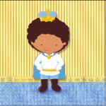 Mini Confeti Príncipe Afro