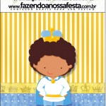 Mini Pastilha Docile Príncipe Afro