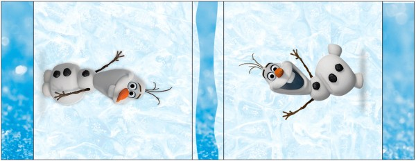 Mini Talento Olaf Frozen