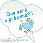 Plaquinhas Divertidas Chá de Bebê Menino 3