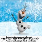 Passatempo Olaf Frozen