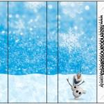 Pirulito Mastigável Olaf Frozen