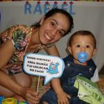 Festa Galinha Pintadinha do Rafael!