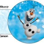 Porta Guardanapos Olaf FrozenPorta Guardanapos Olaf Frozen