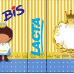 Rótulo Bis Duplo Príncipe Afro
