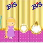 Rótulo Bis Princesa Loira