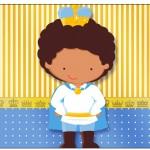 Rótulo Espumante Príncipe Afro