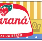 Rótulo Guaraná Caçulinha Fundo Príncipe Azul e Dourado