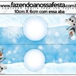 Saquinho de Balas Olaf Frozen
