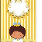 Tag Agradecimento Príncipe Afro