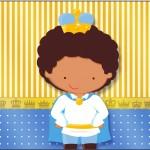 Tubetes Príncipe Afro Príncipe Afro