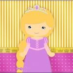Tubetes Princesa Loira