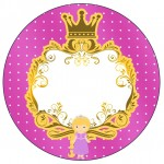 Tubetes Princesa Loira 2