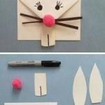 Ideias para Páscoa - Cartão
