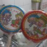 Pirulitos Festa Patati e Patata do Luiz Ottávio