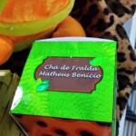 Caixa Chá de fralda Safari do Matheus Benício