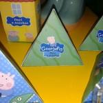 Caixa Pirâmide Festa George Pig do Davi