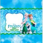 Bala Personalizada Frozen Febre Congelante