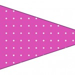 Bandeirinha Sanduiche 4 Fundo Princesa