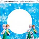 Bandeirinha Varalzinho Frozen Febre Congelante