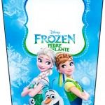 Bisnaga Brigadeiro Flip Top Frozen Febre Congelante