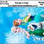 Bisnaga Brigadeiro 15gr Frozen Febre Congelante