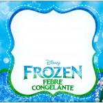 Bolinha de Sabão Frozen Febre Congelante