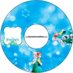 CD DVD Frozen Febre Congelante