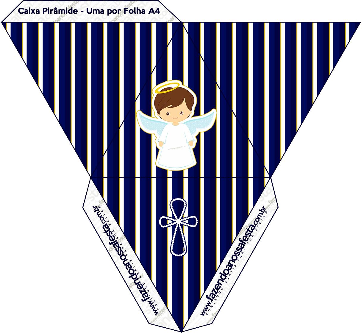 Batizado Menino Azul Marinho e Branco Fazendo a Nossa Festa #040441 1223x1121 Banheiro Azul Marinho Com Branco