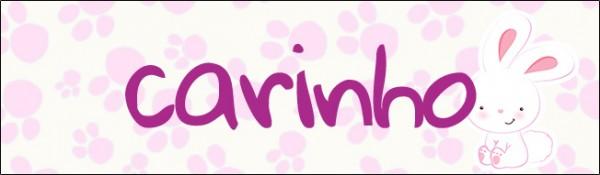 Carinho Caixa Bis Personalizada para Páscoa Menina 2