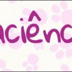 Paciência Caixa Bis Personalizada para Páscoa Menina 2