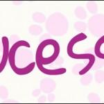 Sucesso Caixa Bis Personalizada para Páscoa Menina 2