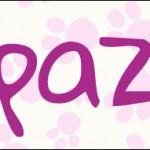Paz Caixa Bis Personalizada para Páscoa Menina 2