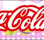 Coca-cola Páscoa Coelhinho Cute Rosa