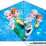 Cone Guloseimas Frozen Febre Congelante