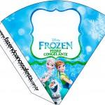 Cone Guloseimas Frozen Febre Congelante 2