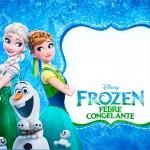 Convite Frozen Febre Congelante 2