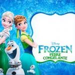Frozen Febre Congelante – Kit Festa Infantil