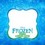 Convite Frozen Febre Congelante 3